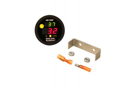 Road Watch Temperature Display Includes Display, Fasteners, Connectors | Roadwatch