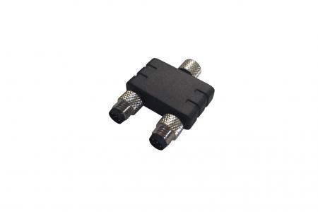 Y-Splitter M8 Y-splitter connector | Roadwatch
